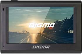 "GPS навигатор DIGMA ALLDRIVE 401, 4.3"", авто, 4Гб, Navitel, черный"