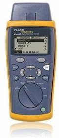 Фото 1/3 CIQ-100, Тестер для квалификации и устранения неисправностей в медных кабелях