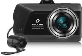 Видеорегистратор NEOLINE Wide S45 DUAL черный