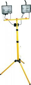 94W038, Прожектор (светильник) галогеновый 2х500 Вт, со стойкой 1.8 м