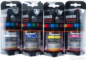 Чернила Revcol для hp, canon, Black, Dye, 100 мл. (126393)