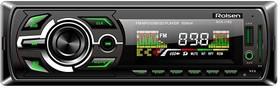 Автомагнитола ROLSEN RCR-118G, USB, SD/MMC