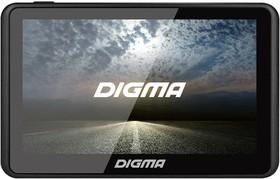 "GPS навигатор DIGMA ALLDRIVE 501, 5"", авто, 4Гб, Navitel, черный"