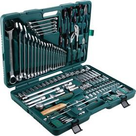 Набор торцевых ключей и принадлежностей JONNESWAY S04H524128S 128 предметов