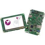"""Фото 5/5 STM32F746G-DISCO, Отладочная плата на базе MCU STM32F746NGH6 (ARM Cortex-M7), ST-LINK/V2-1, 4.3"""" LCD-TFT, Arduino"""