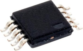 AD5243BRMZ50-RL7, Digital Potentiometer 50kOhm 256POS Volatile Linear Automotive 10-Pin MSOP T/R