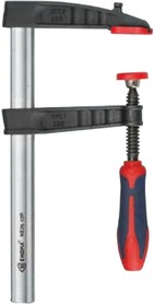 Струбцина 120x60 F, с губками из чугуна, компонентная рукоятка NB12-6P