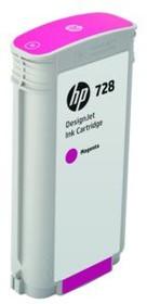 Картридж HP 728 пурпурный [f9j66a]