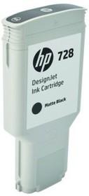 Картридж HP 728 черный матовый [f9j68a]
