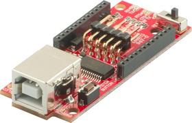 MB-USBridge-1.2.-В, Преобразователь UART-USB для программирования модулей серии Mbee