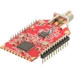 MBee-2.4-2.1-SMA-PLS12, Радиомодуль для работы в диапазоне ZigBee PRO и RF4CE (2.4ГГц)