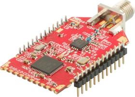 MBee-868-2.0-SMA-PLS12, Беспроводной радиомодуль диапазона 868МГц (6LoWPAN, SimpliciTI)