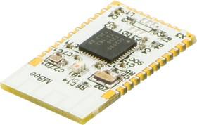 MBee-2.4-3.0-PCB-SOLDER, Радиомодуль для работы в диапазоне ZigBee PRO и RF4CE (2.4ГГц)