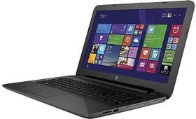 "Ноутбук HP 250 G4, 15.6"", Intel Celeron N3050, 1.6ГГц, 4Гб, 128Гб SSD, Intel HD Graphics , DVD-RW, Free DOS, темно-серый [t6q97ea]"