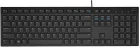 Клавиатура DELL KB216, USB, черный [580-adgr]