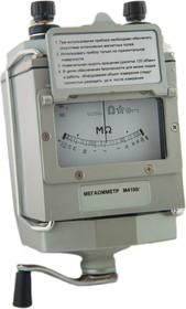 Мегаомметр М4100/2 м