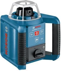 GRL 250 HV, Ротационный лазерный нивелир с пультом ДУ (приемник в комплект поставки не входит)