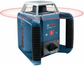 GRL 400 H SET, Ротационный лазерный нивелир для горизонтального нивелирования