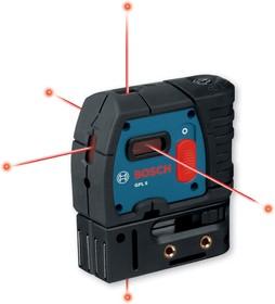 GPL 5, Точечный лазер, проецирующий 5 точек
