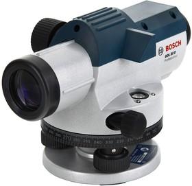 GOL 20D + поверка, Оптический нивелир