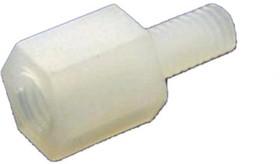 Фото 1/2 KLS8-0214 M3-06 (HTS-306), Стойка пластмассовая для печатных плат 6мм