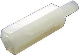Фото 1/3 KLS8-0214 M3-15 (HTS-315), Стойка пластмассовая для печатных плат 15мм