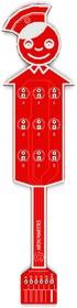 Фото 1/2 Печатная плата traffic light, Печатная плата с разводкой, FR4 36х146.6мм (1.5мм, 18мкм)
