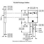 Фото 5/5 MJL3281AG, Транзистор, NPN, аудио, 260 В, 30 МГц, 200 Вт, 15 А, 150 hFE, [TO-264]