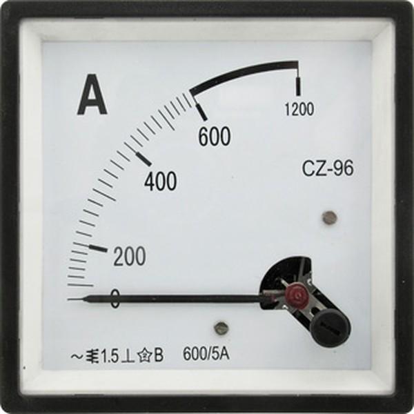 щитовой прибор Щитовой прибор Амперметр 300А (96х96) .