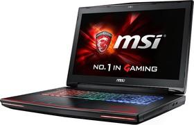 """Ноутбук MSI GT72S 6QF(DominatorProGDragon) -058RU, 17.3"""", Intel Core i7 6820HK, 2.7ГГц, 32Гб, 1000Гб, 128Гб + 128Гб SSD (9S7-178344-058)"""