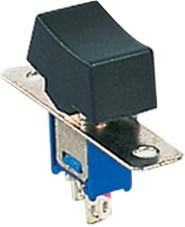 Фото 1/2 RLS-103-A1(1,5А), Переключатель 3pin ON-OFF-ON (1,5A 250V)