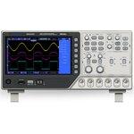 DSO4072C, Осциллограф, 2 канала х 70МГц, генератор СПФ до 25 МГц