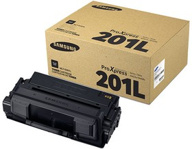 Картридж SAMSUNG MLT-D201L/SEE черный