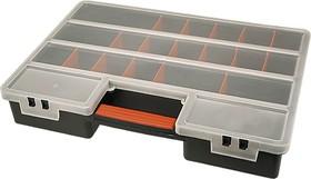 Ящик для крепежа (органайзер) XL с регулируемыми перегородками