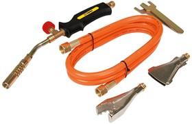 44E111, Набор для газовой пайки 2 кВт, 3 насадки