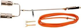 44E121, Набор для газовой пайки 110 кВт, 2 насадки