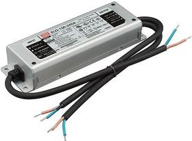 Фото 1/3 ELG-100-24DA, AC/DC LED, 24В,4А,96Вт,IP67 блок питания для светодиодного освещения