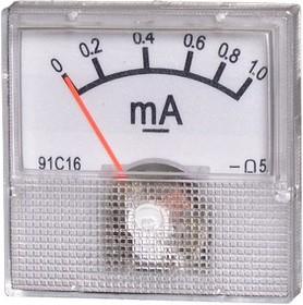 МилиАмперметр 1ма (40х40)