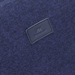"""Фото 3/9 Рюкзак для ноутбука 15"""" Riva 7960 синий полиэстер"""