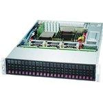 Корпус SuperMicro CSE-216BE1C4-R1K23LPB 2x1200W черный