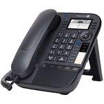 Системный телефон Alcatel-Lucent 8019S черный