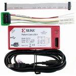 Фото 2/3 HW-USB-II-G, Загрузочный кабель Platform Cable USB II для конфигурирования ПЛИС Xilinx (Model DLC10)