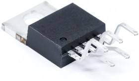 LM2576HVT-12/LF03, Conv DC-DC 4V to 60V Inv/Step Down Single-Out 12V 3A 5-Pin(5+Tab) TO-220 Tube
