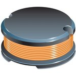 Фото 2/2 SDR1006-100KL, Inductor Power Unshielded Wirewound 10uH 10% 1KHz 30Q-Factor Ferrite 2.6A 0.06Ohm DCR T/R