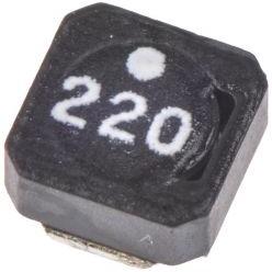 VLCF4020T-220MR56, Дроссель ферритовый, SMD, 22мкГн, 0,8А, 391мОм, ±20%, Серия VLCF