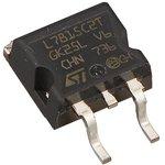 Фото 6/6 L7815CD2T-TR, Стабилизатор напряжения +15В 1.5А, [D2-PAK]