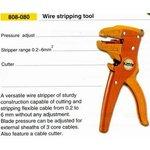 Фото 3/5 808-080, Стриппер для зачистки плоских кабелей 0.2-4 мм