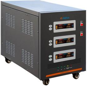 Фото 1/9 Стабилизатор напряжения трехфазный Энергия Hybrid 30000 II поколения