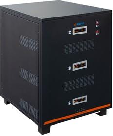Фото 1/9 Стабилизатор напряжения трехфазный Энергия Hybrid 150000 II поколение