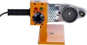 Фото 1/5 Defort DWP-1000, Аппарат (паяльник) для сварки полипропиленовых труб